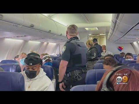 Southwest Flight Attendant Assaulted
