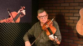 The Mountain Road: Irish Fiddle Lesson by Kevin Burke