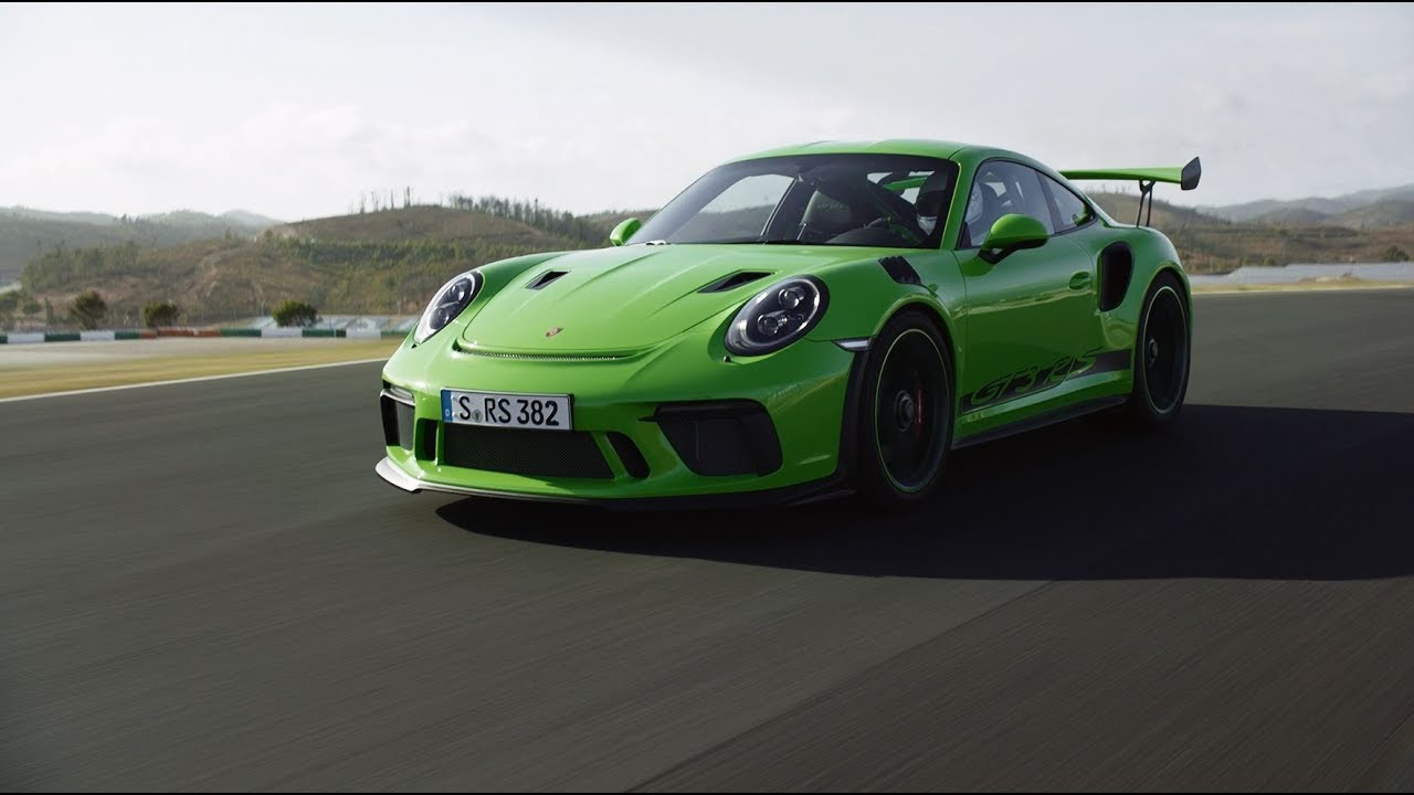 新款911 GT3 RS. Challengers wanted.