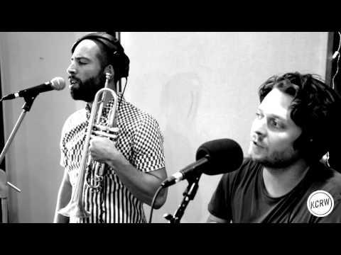 Beirut performing