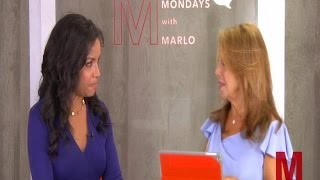 Mondays With Marlo Interviews CNN Legal Analyst Sunny Hostin