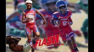 7 Year old 🔥Dashaun Jiwe Morris II 🔥 Flash Highlights 🔥
