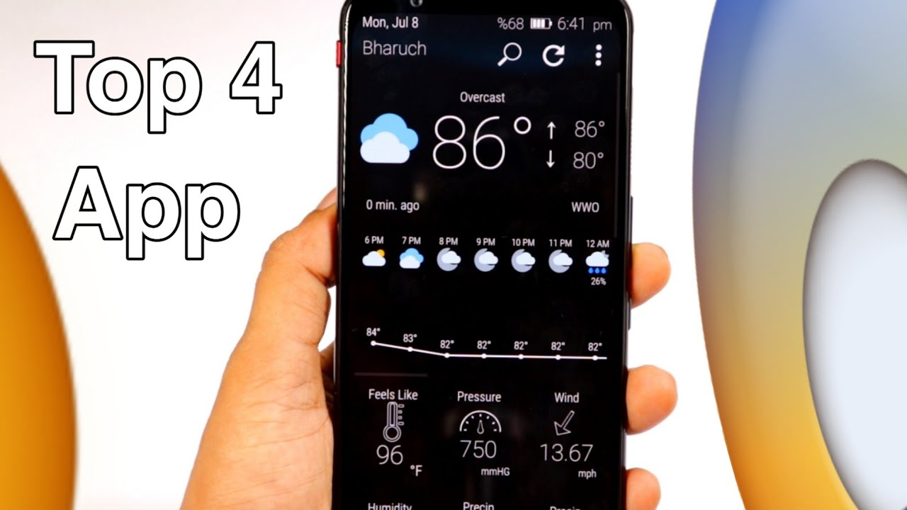 ad+free+weather+app+android