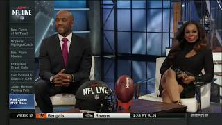 Josina Anderson & Dianna Russini:  LEG OFF | ESPN