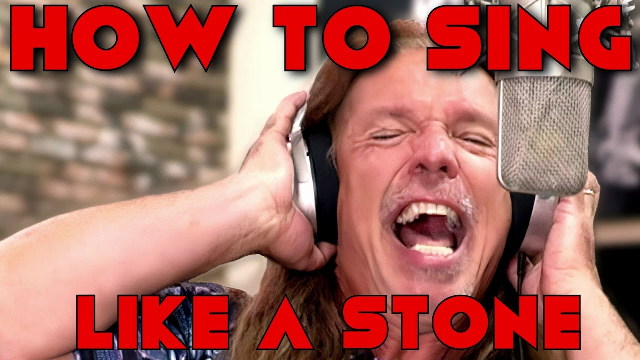 How To Sing Like A Stone - Chris Cornell - Audioslave