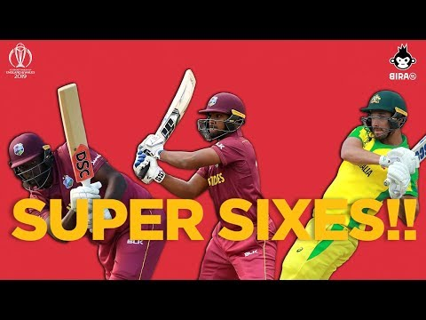 Bira 91 Super Sixes | Australia vs. West Indies | ICC Cricket World Cup 2019