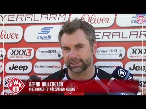 VfB Stuttgart vs Kickers Wurzburg