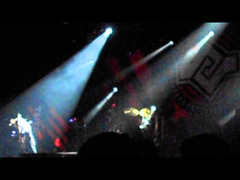 Turisas - As torches rise Live - 013 Tilburg 06-10-2013