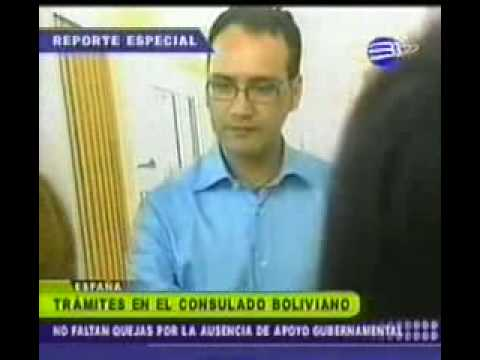 ASI SE   TRATA A LOS  BOLIVIANOS  EN ESPAÑA.flv