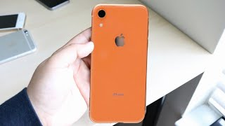 iPhone XR: WASTE OF MONEY!