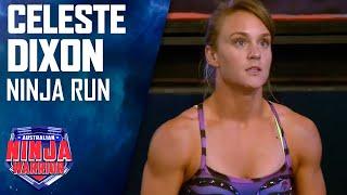 Ninja run: Celeste Dixon | Australian Ninja Warrior 2018