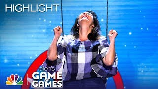 Don't Leave Me Hanging Gets Funnier and Funnier - Ellen's Game of Games 2019