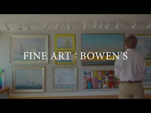 Bowen's Wharf | Sheldon Fine Art