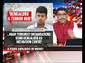 Left, Right & Centre | BJP MP Tejasvi Surya Triggers Up A Storm With Terror Remark - 13:00 min - News - Video