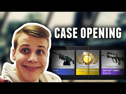 Cs go case opening 7 cases 7 knives musica movil musicamoviles