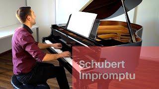Schubert Impromptu Op. 90 N. 2 (2019)