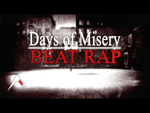 Beat Rap Piano Aggressive - Days of Misery | Base