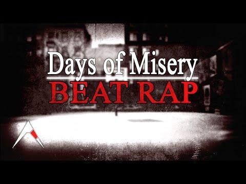 Beat Rap Piano Aggressive - Days of Misery | Base