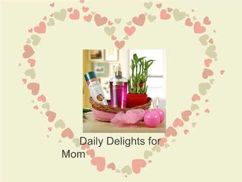 Mother's Day Gifts Hamper 2018