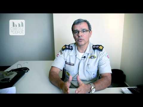 Dicas de Segurança com o Major Soares