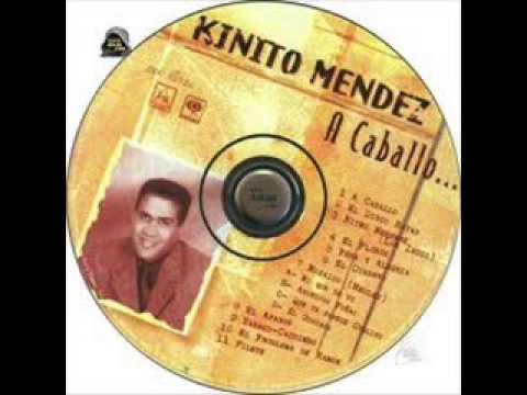 Kinito Mendez - El Disco Rayao