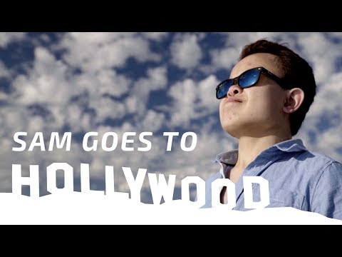 Sam Humphrey Goes to Hollywood (The Greatest Showman)