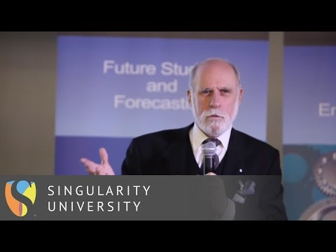 Vint Cerf - The Internet Today
