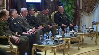 القوات المسلحة تهنئ وزارة الداخلية بمناسبة عيد الشرطة السادس والستين ...