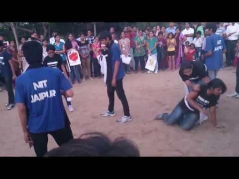 Street Play on Women Empowerment | MNIT Jaipur