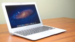 Review: MacBook Air 11