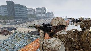 Zombie New York Evacuation - EPIC ARMA