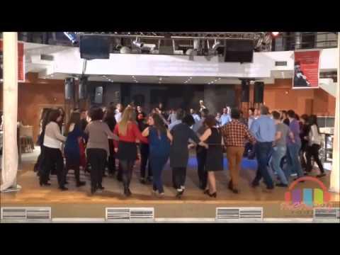 Ζωναράδικα από το γλέντι του ομίλου χορού «Χορόπολις»