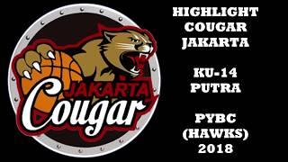 Highlight KU-14 Putra di Premier Youth Basketball Championship 2018