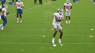 Giants' Odell Beckham warms up to Lil Wayne