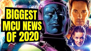 HUGE MCU News! Kang CAST In Ant Man 3! Fantastic Four Too?