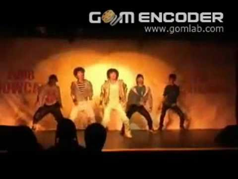 [Pre-debut Video] SHINee - Dance & Sing Performance (Onew, Jonghyun, KEY, Minho, Taemin)