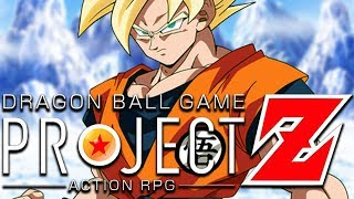NEW Dragon Ball Z Game Announced! 'Project Z' Action RPG Coming in 2019!