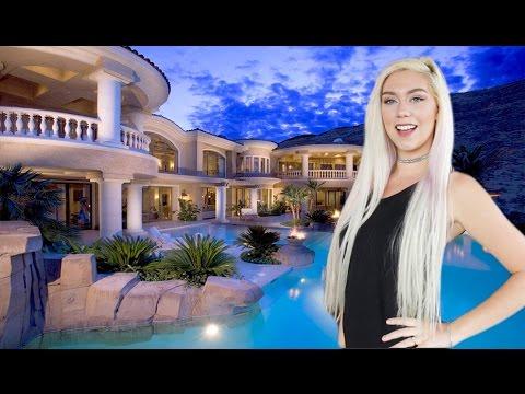 HOUSE TOUR ! $2,000,000 HOUSE | Nicole Skyes