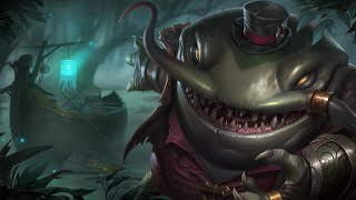League of Legends TAHM KENCH Login Theme