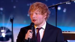 Ed Sheeran - Perfect - NRJ Music Awards Live HD 04-11-2017