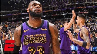 LeBron's Lakers coming together, should be feared in West | ESPN Voices
