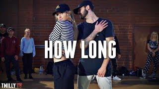 Charlie Puth - How Long - Choreography by Jake Kodish & Delaney Glazer - #TMillyTV