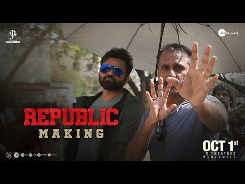 A tribute to Republic team ft. Sai Dharam Tej, Aishwarya Rajesh