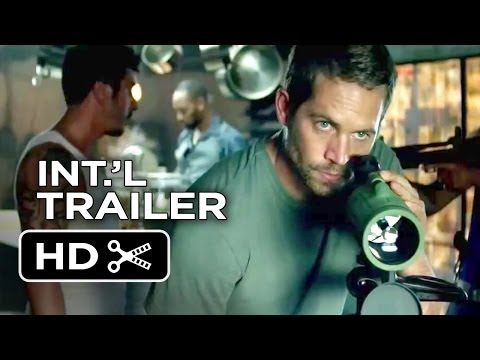 Brick Mansions Official International Trailer #1 (2014) - Paul Walker Action Movie HD - Smashpipe Film