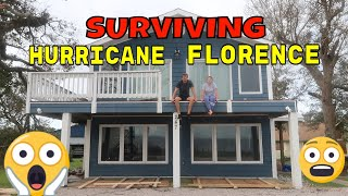 Surviving Hurricane Florence 2018 - Full Documentary