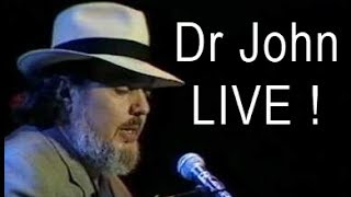 "Dr John's best blues piano solo  ""There Must Be A Better World Somewhere"""