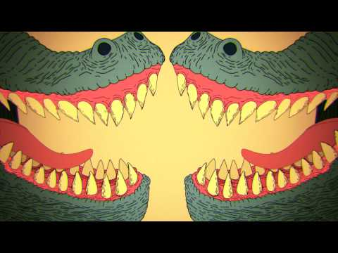 16bit - Dinosaurs (Official Video)