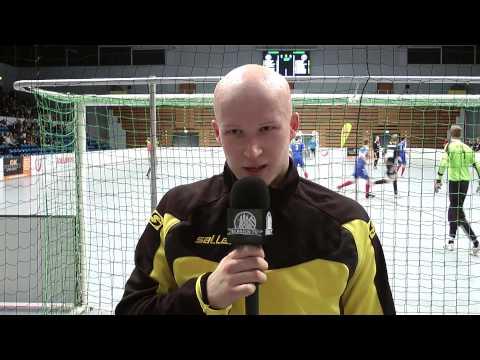 Ansage von Fabian Facklam (Meiendorfer SV) | ELBKICK.TV