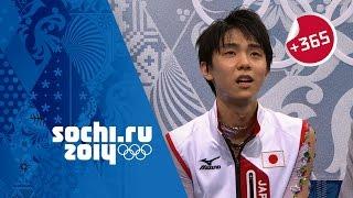 Yuzuru Hanyu wins Gold in the Men's Free Skating - Full Event | #Sochi365