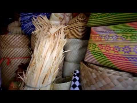 Penerapan Teknologi Bambu Laminasi di Bali | Puskim